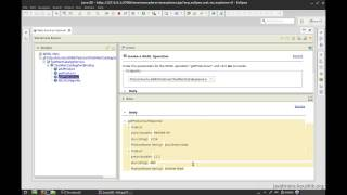 SOAP Web Services 18 - Using Web Service Explorer