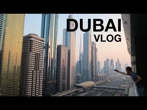 Dubai Vlog: Hotel Room Tours and Exploring Mall of the Emirates