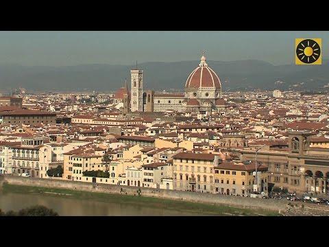 FLORENZ - die Welthauptstadt der Kunst in der TOSKANA - Firenze - Florence TUSCANY