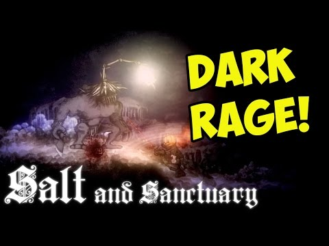 CRYPT KEEPER ANGER! Salt And Sanctuary Rage (#11)