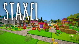Staxel #08 | Verflixter Nashornkäfer | Gameplay German Deutsch thumbnail
