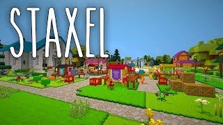 Staxel #08 | Verflixter Nashornkäfer | Gameplay German Deutsch thumbnail