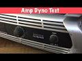 6000 watts for $350? Behringer iNuke NU6000 Pro Sound Amplifier