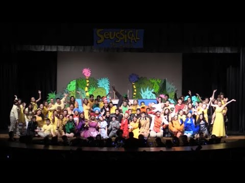 Farmingdale PlayCrafters present Seussical the Musical