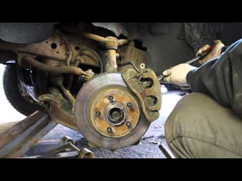1998 Ford Ranger - Axle Bearing & Seal Replacement | Doovi