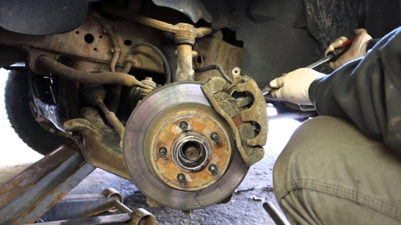 wheel bearing 98 ford ranger [ 1280 x 720 Pixel ]