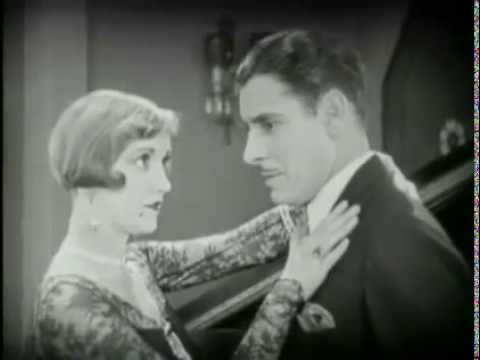 """Constance Talmadge and Ronald Colman from 1925 - """"Can't Hurt To Flirt"""""""