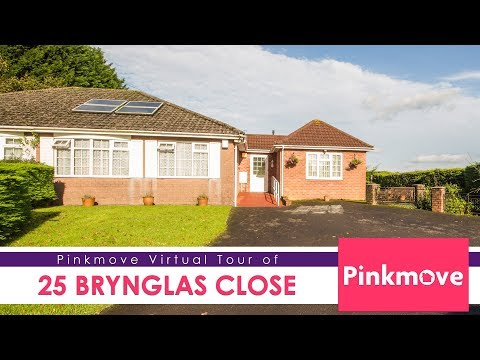 Pinkmove Virtual Tour of 25 Brynglas Close