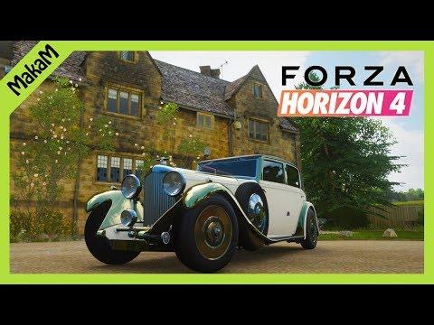 Oszt driftre jó-e? #5 | Forza Horizon 4 | Bentley 8-Liter '31 thumbnail