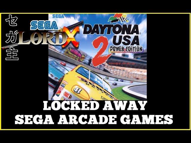 Locked Away - Sega Arcade Games