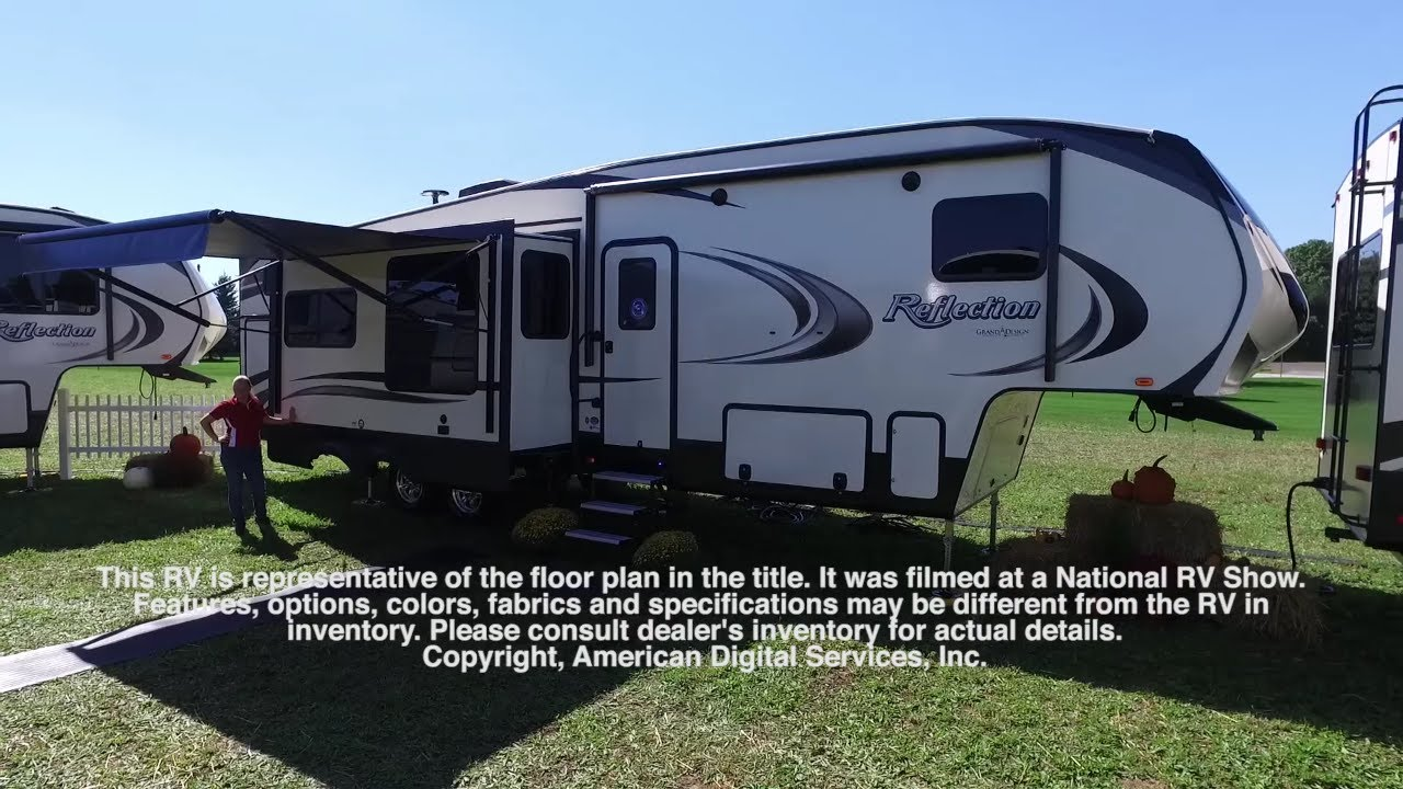 New 2019 Grand Design Reflection 311BHS Fifth Wheel at RV Country