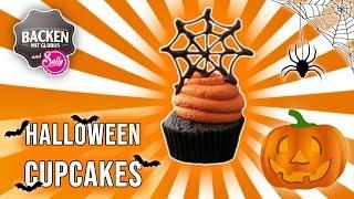 Halloween Cupcakes | Backen mit Globus & Sally #92
