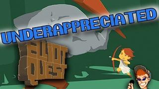 Underappreciated Game | Elliot Quest - Short Video