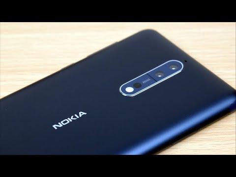 LIVE: Nokia 8 aneb to nejlepší z Finska