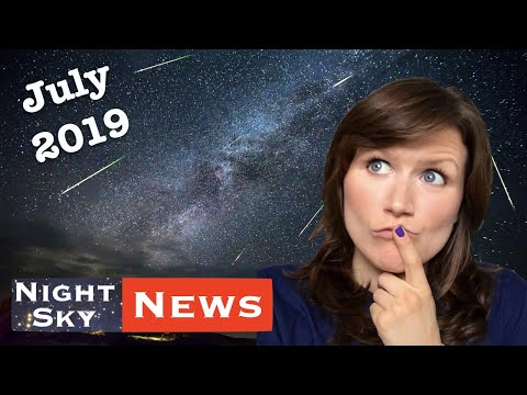 We still don't know the actual age of the Universe | Night Sky News July 2019