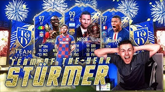 FIFA 20: XXL Team of the Year Stürmer PACK OPENING ESKALATION 😱🔥