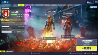 Fortnite stream:stream #21 Save the World and Battle Royale