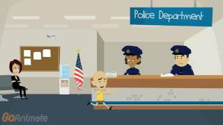 Caillou Calls the Police with NO Emergency/Grounded