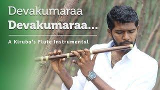 Devakumara Devakumara | Tamil Christian Song | KFlute Instrumental #2