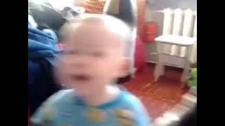 Маленький боксерчик))