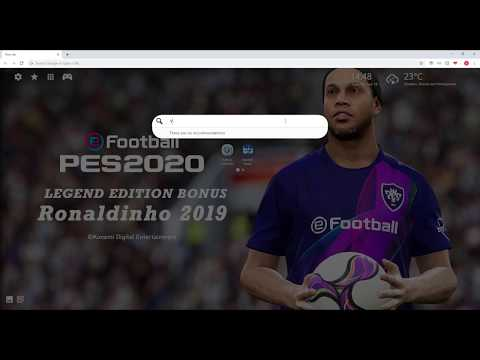 Best Chrome Extensions 2020 PES 2020 New Tab & Wallpapers Collection