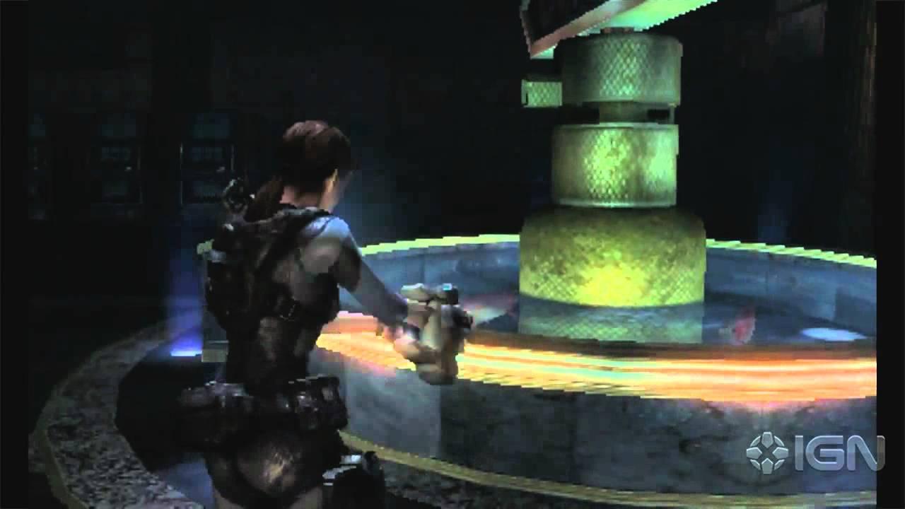 Resident evil прохождение казино математик которому запрещено заходить в казино