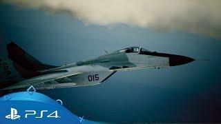 Ace Combat 7 | MiG-29A Aircraft Trailer | PS4 thumbnail