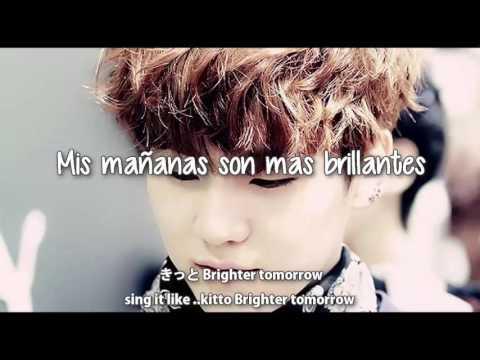BTS - Good Day [Sub Español + Kanji + Rom] HD