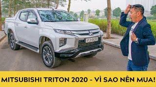 Mitsubishi Triton 2020 mới - Vì sao bạn nên mua một chiếc xe bán tải? | Đánh giá xe