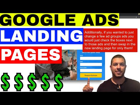 google-ads-landing-page:-how-do-i-change-the-landing-page-in-adwords?