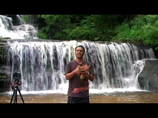 TheDeepeshShow (ep7) - Photography tutorial in Nepali Long Exposure of Water