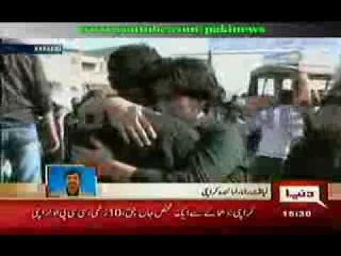 Karachi Bomb Blast - MQM Involved (Feb 5, 2010)