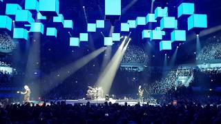 Metallica, Live, Mannheim SAP Arena, 16.02.2018, Part 8, Enter Sandman
