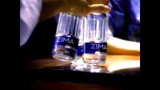 Zima Clearmalt Beverage Commercial (1994)