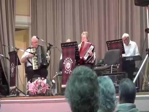 Janet Graham at Dunblane Accordion Club 2017 -3