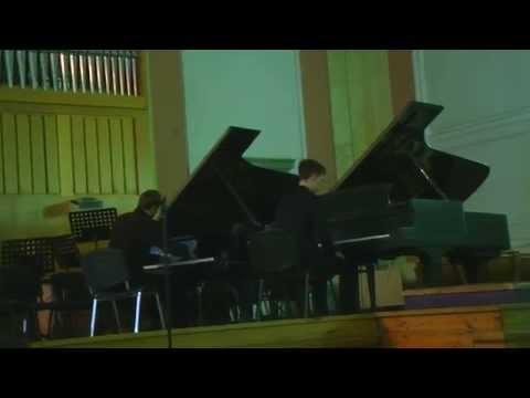 Концерт 11 октября. ССМШ   October 11, 2014. Saint-Petersburg Special Music School