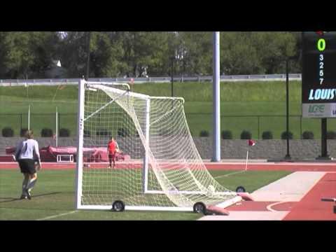 Charlyn Goal vs  Georgetown