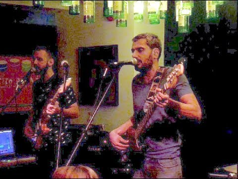 EL MORABBA3 live @ The Corner Pub, Amman, Jordan, August 4th, 2017