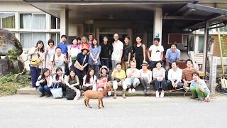 「里山を編む〜天神・奥八女バスの旅〜」(九州大学ソーシャルアートラボ)