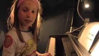 Leonie singt zum Vatertag: