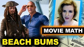 Box Office for Pirates of the Caribbean 5, Baywatch, Wonder Woman