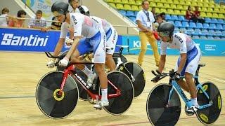 Highlights Day 2 - 2015 UCI Juniors Track World Championships - Astana, KAZ