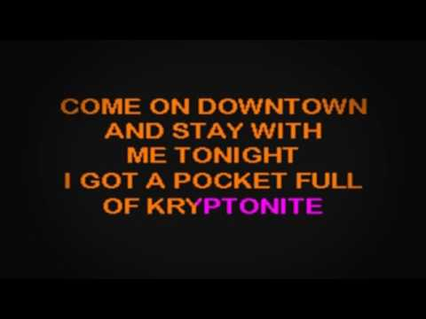 SC2030 07   Spin Doctors, The   Jimmy Olsen's Blues [karaoke]