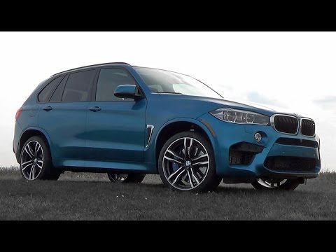 2016 BMW X5 M: Review