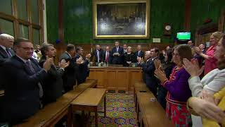 UK Prime Minister May survives no-confidence vote