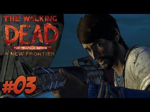 The Walking Dead A New Frontier PL #03 - ATAK NA OBÓZ! (Żywe Trupy: Nowy Ład)