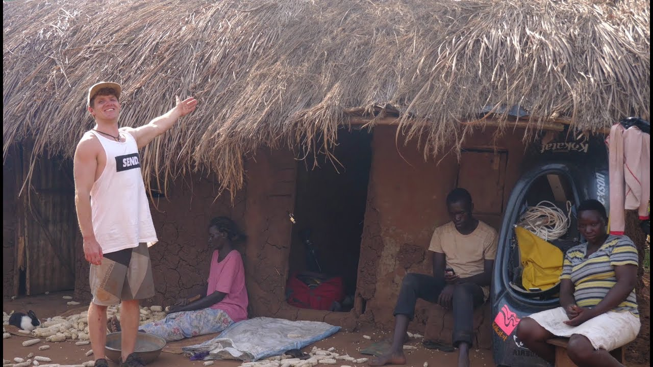 Living In An African Village