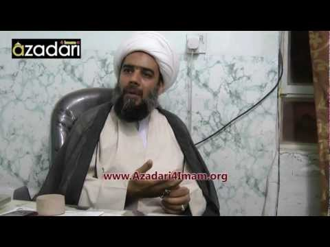 Interview with Ayatollah Sheikh Abdul Karim Haeri - Director of the Hawza of Karbala - Azadari4Imam