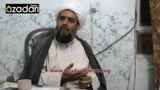 Interview with Ayatollah Sheikh Abdul Karim Haeri - Director of the Hawza of Karbala - Azadari4Imam