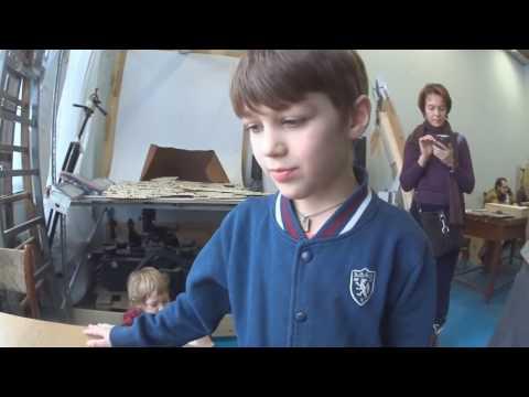 Мастер-класс по лазерной резке для детей